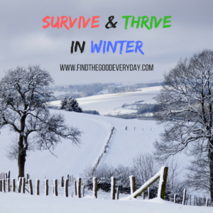 Survive and Thrive in Winter