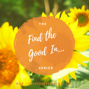 Find the Good In...series