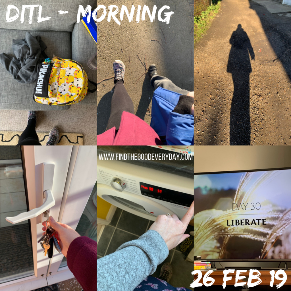 Day in the Life - 26 Feb 2019 - Morning