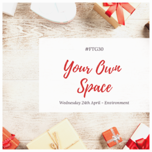 Day 24 - Your Own Space