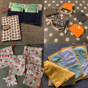 Sewing Projects Montage