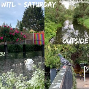 Week in the Life: Saturday - photos from outside