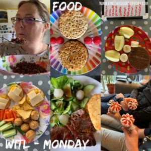 Week in the Life: Monday - Food photos