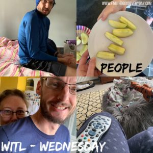 Week in the Life: Wednesday - featuring people
