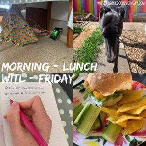Week in the Life: Morning through to Lunch photos