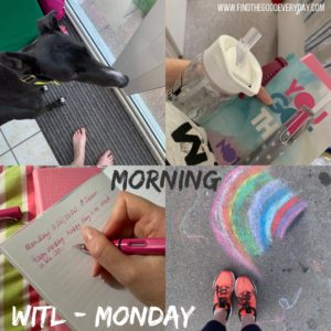 Week in the Life: Monday 11th May - Morning photos