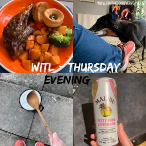Week in the Life: Thursday - Evening Photos