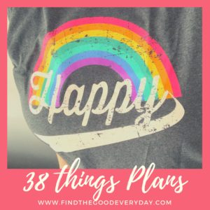38 Things Plans image