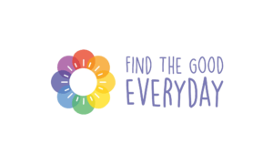 New Find the Good Everyday Logo - icon and text