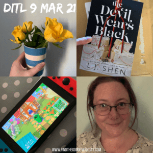 A day in the life March 2021